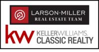 Larson Miller Home Team KW Logo